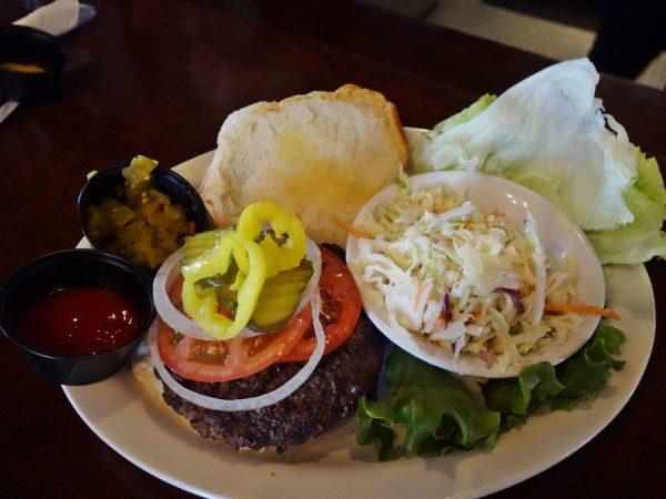 Jerome burger