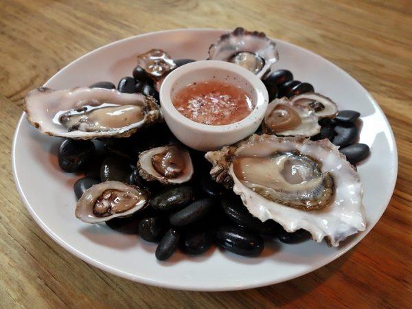 RockCreek oysters