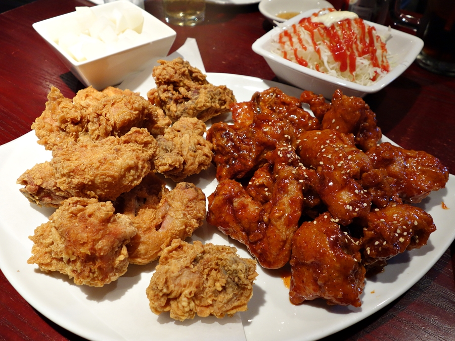 Korean Fried Chicken Will Make You Sing at Seattle's Stars in the ...