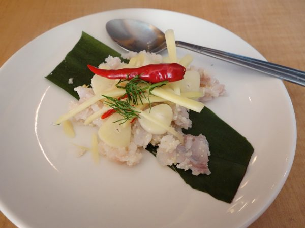 Bangkok Golden fermented fish
