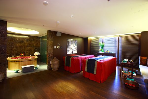 Banyan Tree Spa whole room