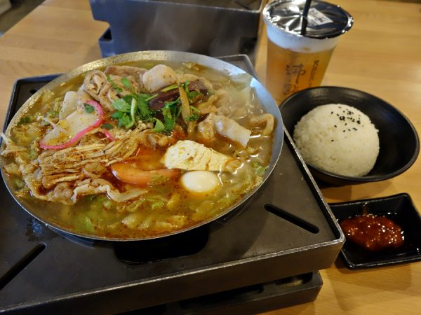 Boiling Point stinky tofu hot pot