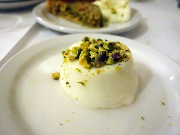 Cafe Munir dessert 2