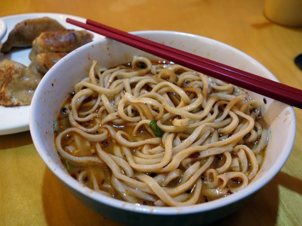 Hot Pan noodles