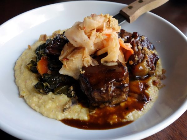 King James Public House oxtails