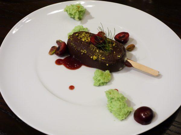 Salish Lodge dessert