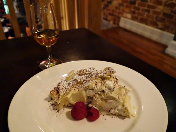 Soby's dessert