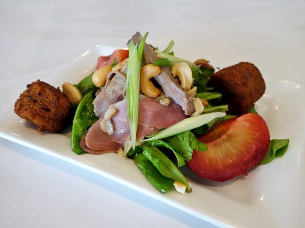 Stella's duck salad