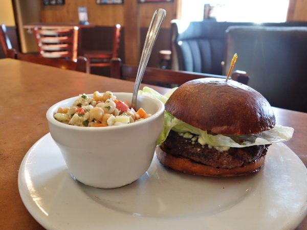 Birch & Barley burger