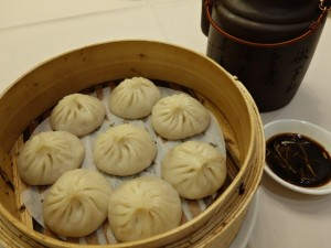 Xiao long bao at Shanghai River