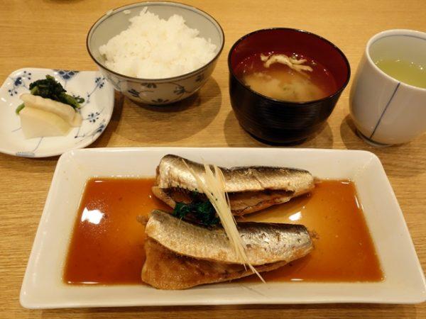Nakajima sardine set