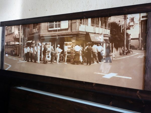 Found inside Taishoken, a look back at the original Tokyo location