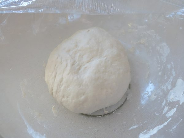 Kneaded dough rests: 3 hours is better than 30 minutes