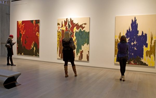 Clyfford Still Museum (photo courtesy of Ted Stedman and VISIT DENVER)