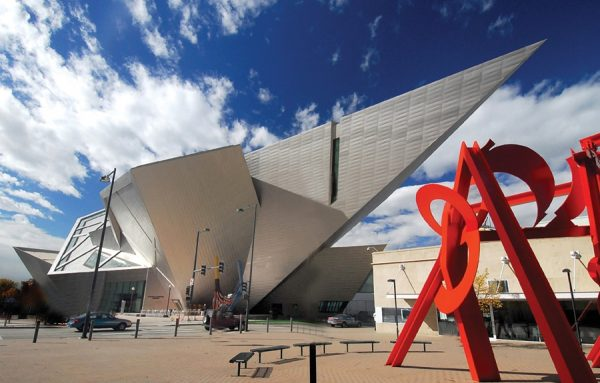 Denver Art Museum (photo courtesy of Steve Crecelius and VISIT DENVER)