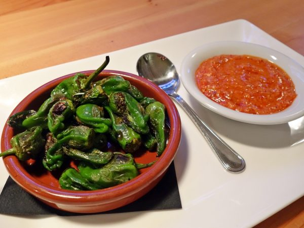 Padron peppers (or not...)