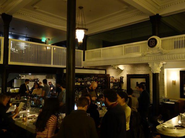 Inside Good Bar