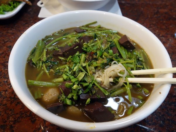 Mekong Bistro's boat noodle soup