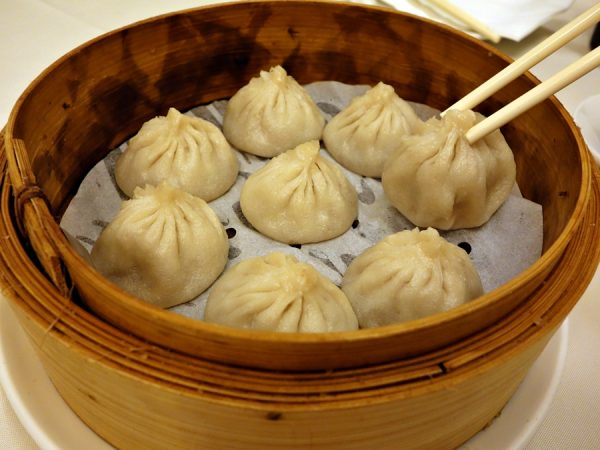 Shanghai River's xiao long bao