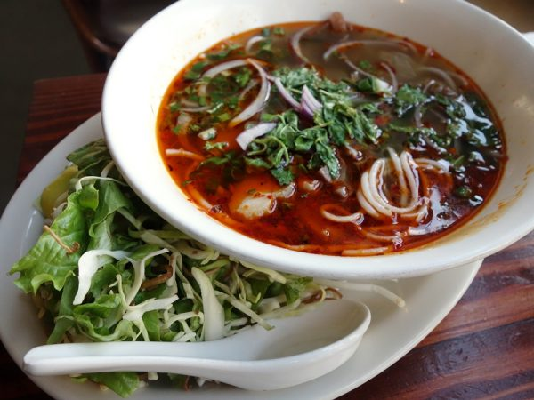 Bun bo hue at Ba Bar