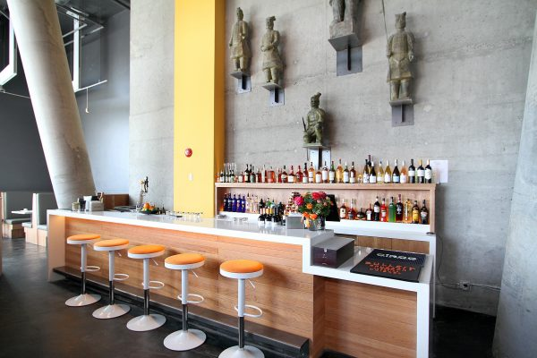 The new bar (photo courtesy of La Bu La)