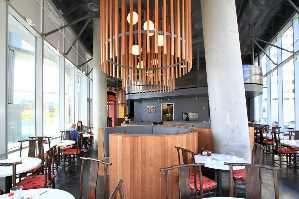 Gorgeous new digs (photo courtesy of La Bu La)