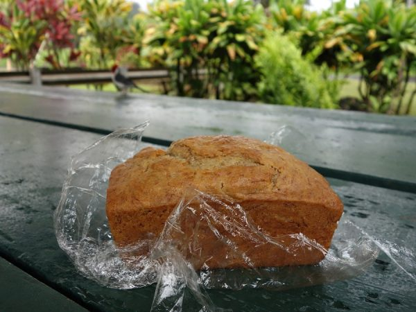 Aunty Sandy's banana bread
