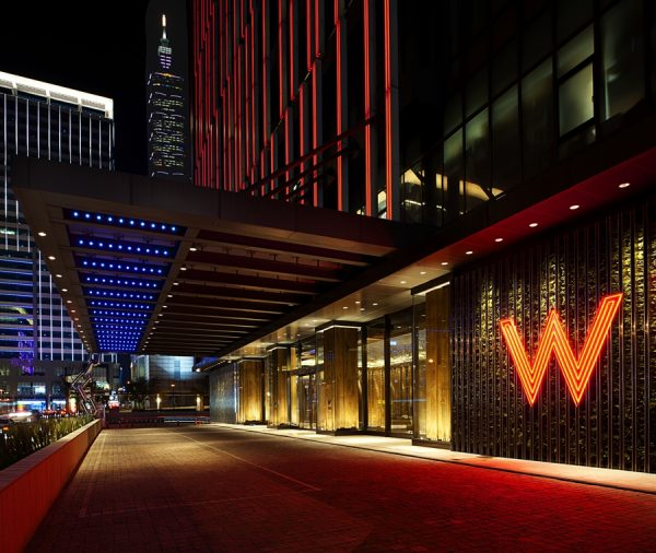 Welcome to the W Taipei
