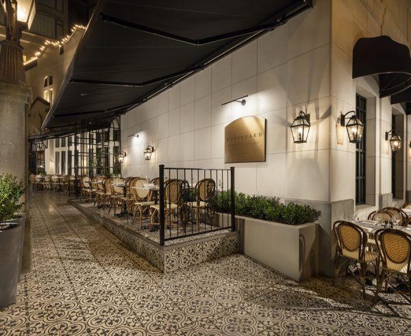 Exterior (photo courtesy of Boulevard Kitchen & Oyster Bar)