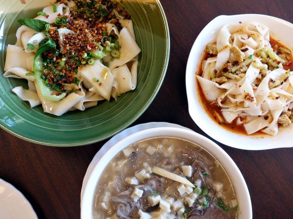 Biang-biang noodles and more at Miah's Kitchen