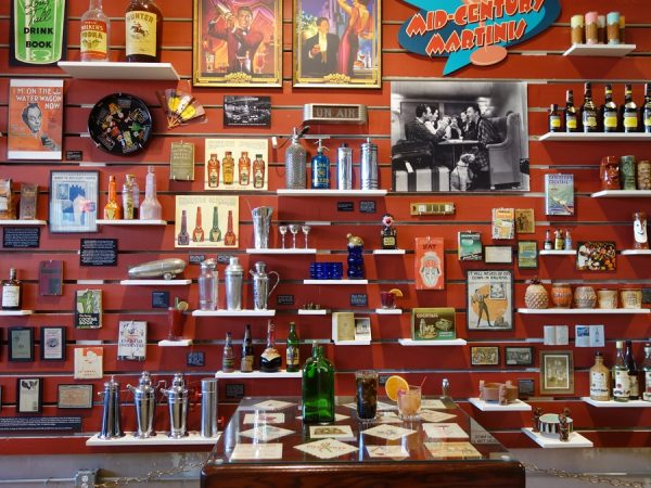 The Southern Food & Beverage Museum is a good place to learn about cocktails.
