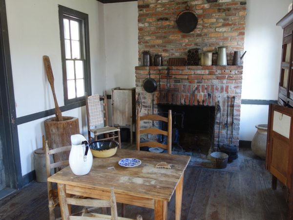 Kitchen at Vermilionville