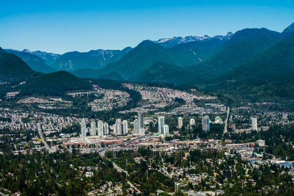 The beauty of Coquitlam (photo courtesy of Tourism Coquitlam)
