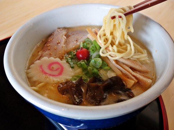 Santouka's tonkotsu shio