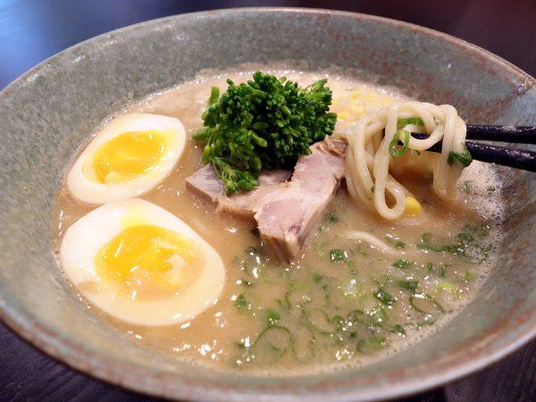 Tonkotsu-miso ramen