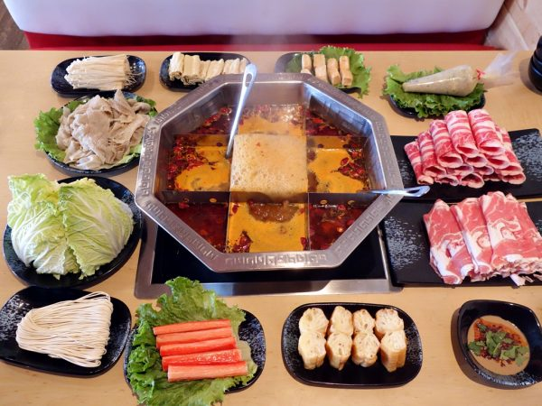 It's Chongqing-style at Style Hot Pot