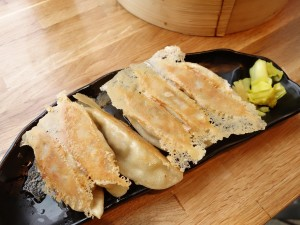 Dough Zone's potstickers