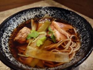 Kamonegi's namesake soba bowl